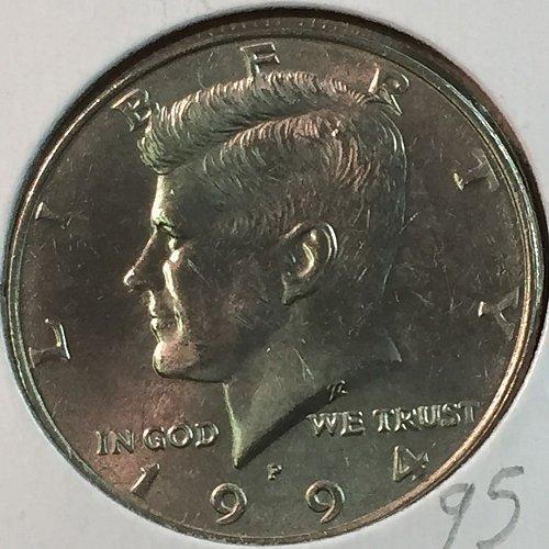 1994-P Kennedy Half Dollar (40363)
