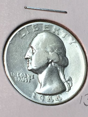 1944-P Washington Quarter (10064)