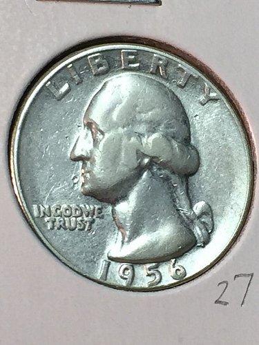 1956-P Washington Quarter (10071)