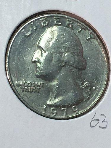 1979-P Washington Quarter (10089)