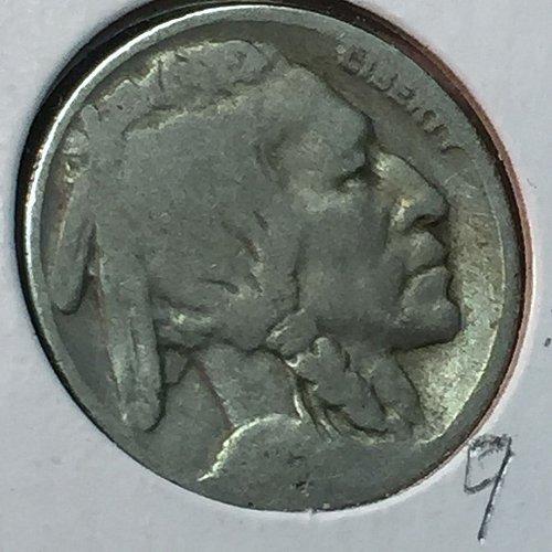 1925-P Buffalo (Indian Head) Nickel (10181)