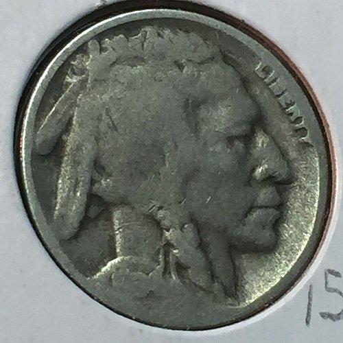 1934-D Buffalo (Indian Head) Nickel (10184)
