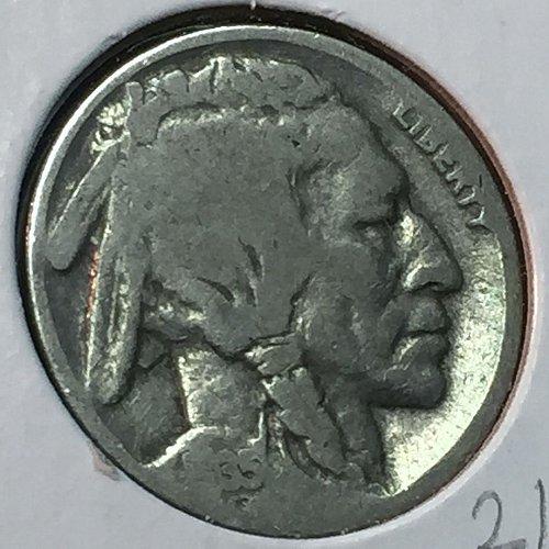 1935-P Buffalo (Indian Head) Nickel (10187)