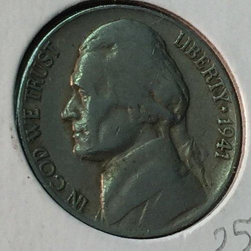 1941-P Jefferson Nickel (10208)