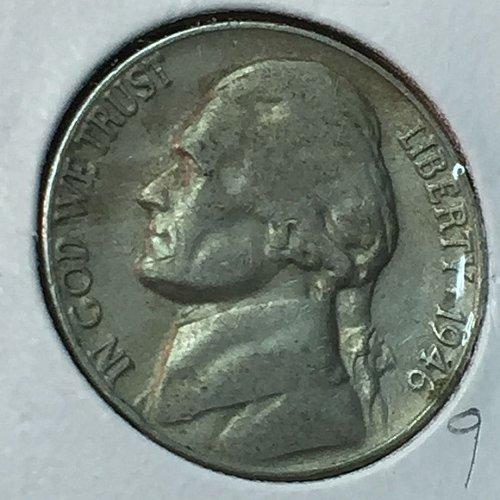 1946-D Jefferson Nickel (10255)