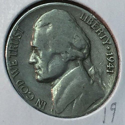 1941-S Jefferson Nickel (40423)