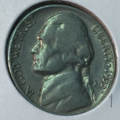 1955-D Jefferson Nickel (40485)