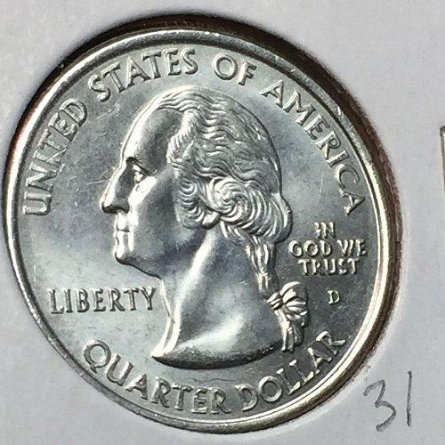 2000-D States and Territories - Virginia - Quarter (40626)