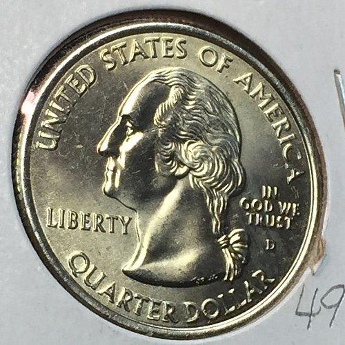 2003-D States and Territories - Missouri- Quarter (40711)