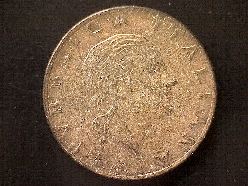 1993R ITALY TWO HUNDRED LIRE