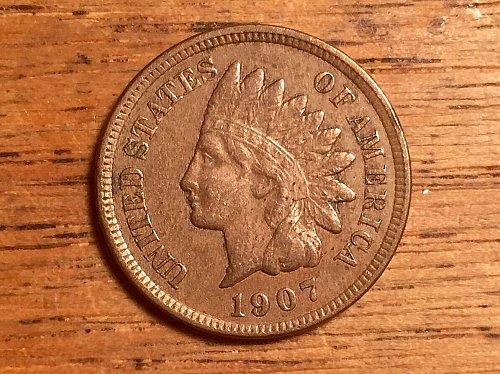 1907 Indian Head