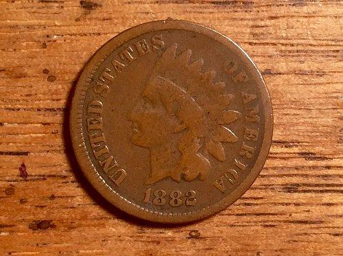 1882 Indian Head