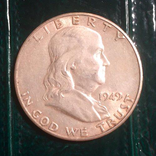 1949S Franklin Half