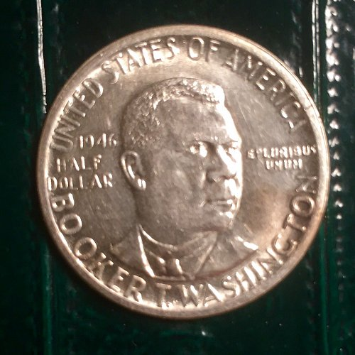 1946 Booker T. Washington Commemorative