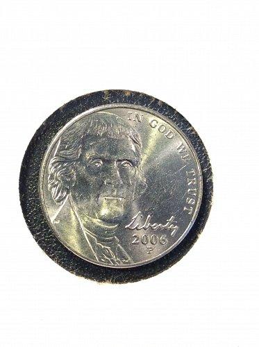 2006 P Jefferson Nickel