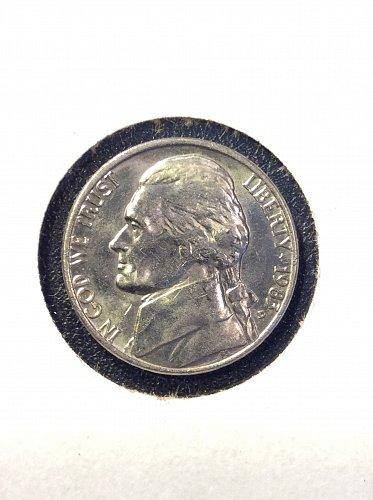 1983 D Jefferson Nickel