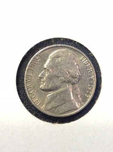 1973 P Jefferson Nickel