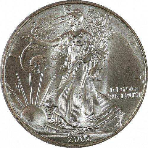 2014 American Silver Eagle, (Item 385)