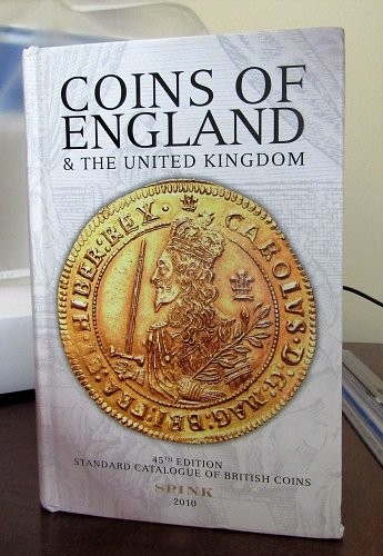 Coins of ENGLAND & UNITED KINGDOM 2010 by SPINK---- S/H overseas See details!!!!