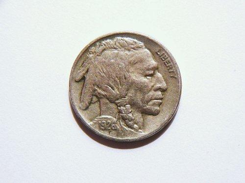 1926-P Buffalo Nickel