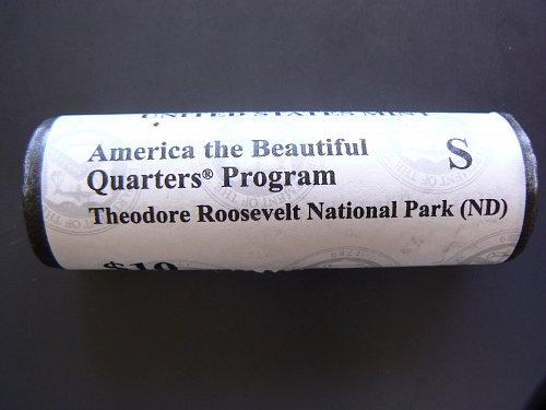 2016 S Theodore Roosevelt Quarter