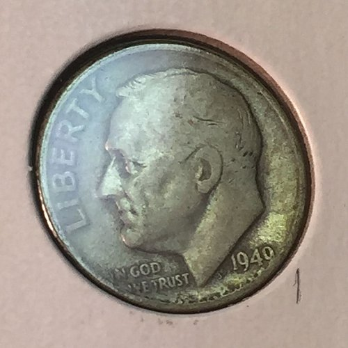1949-D Roosevelt Dime (41064)