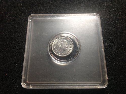 1956 nederlanden 10cent