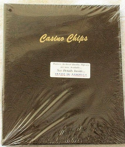 Dansco Casino Chips 7008 - 9 Vinyl Pages - new