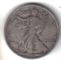 1935    WALKER HALF DOLLAR