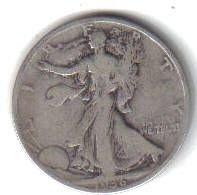 1936  S   WALKER HALF DOLLAR