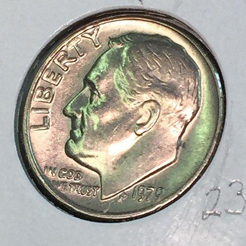1979-P Roosevelt Dime (10339)