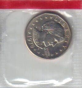 1979  D    S.B. ANTHONY DOLLAR