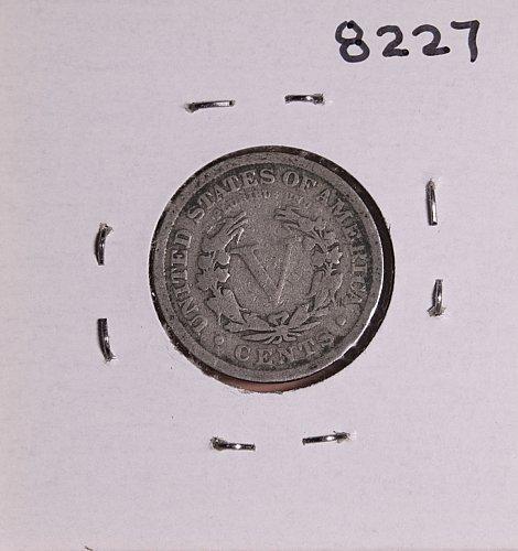 1910 P  LIBERTY NICKEL 8227