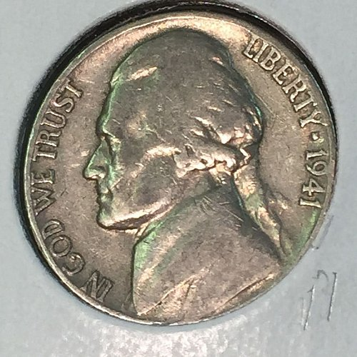1941-P Jefferson Nickel (10442)