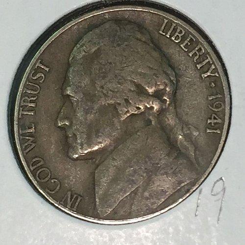 1941-P Jefferson Nickel (10448)