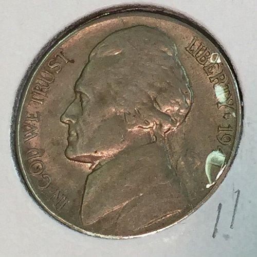 1941-D Jefferson Nickel (41347)