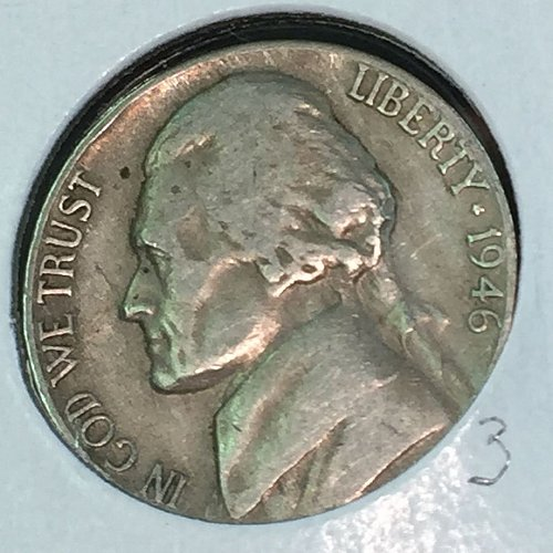 1946-D Jefferson Nickel (41352)