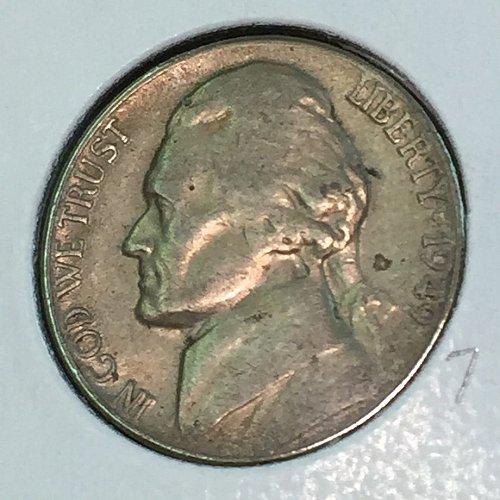 1949-D Jefferson Nickel (41385)