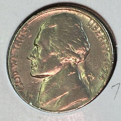 1974-P Jefferson Nickel (41459)