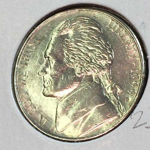 1999-D Jefferson Nickel (41467)