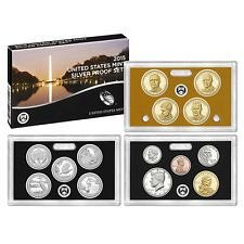 2015  Silver Proof Set. Complete 14 COINS