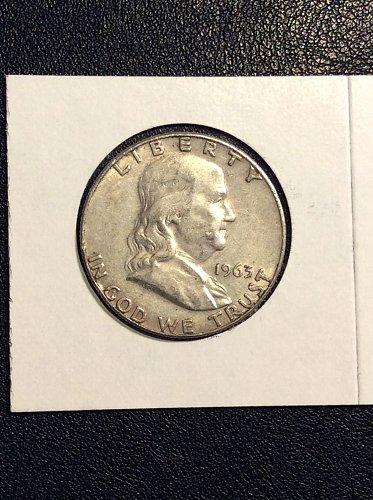 1963 D Franklin
