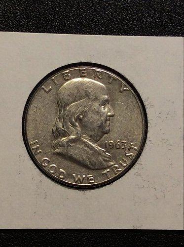 1963 P Franklin