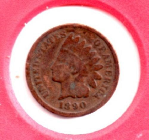 1890 Indian Head Penny #2