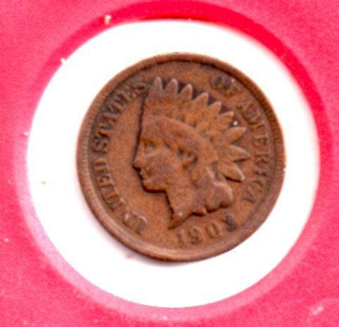 1903 Indian Head Penny #3