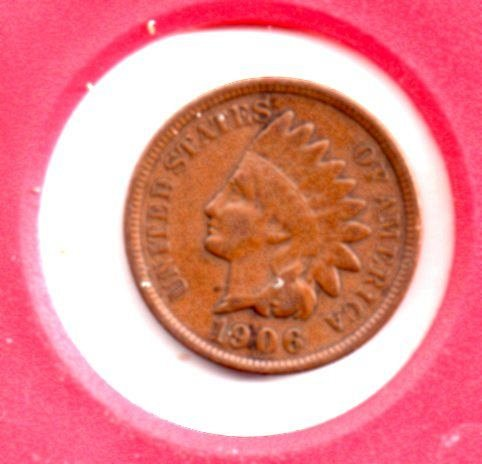 1906 Indian Head Penny  #5