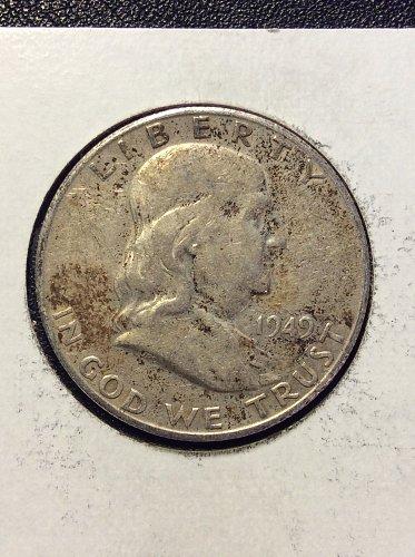 1949 S Franklin Half