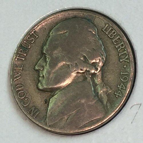1944-D Jefferson Wartime Nickel (41730)
