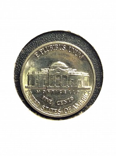 1988 D Jefferson Nickel