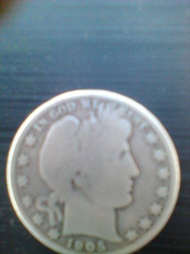1905 S Half Dollar